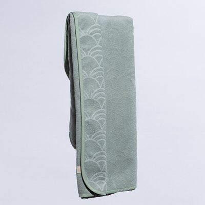 Baby Towel Green Pastel 5