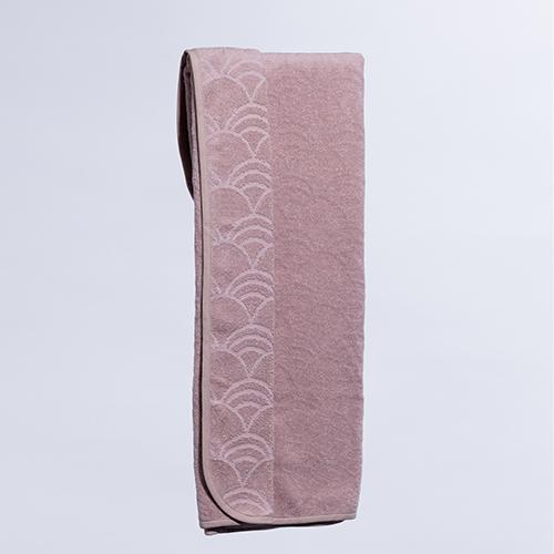 Baby Towel Vintage Pink 3
