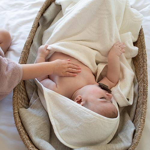 Baby Towel White 4