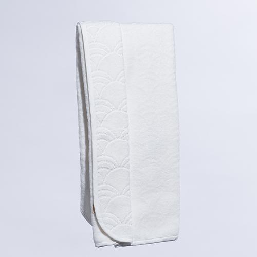 Baby Towel White 5