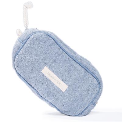 Travel Bag Recycled Denim 1