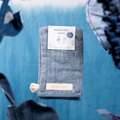 Washcloths Recycled Denim 2