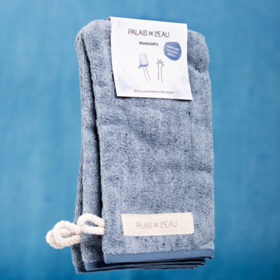 Washcloths Recycled Denim 3