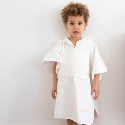 Toddler Cape White 2