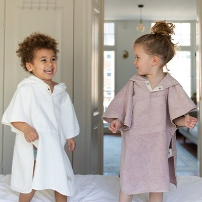 Toddler Cape White 4