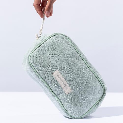 Travel Bag Green Pastel 1