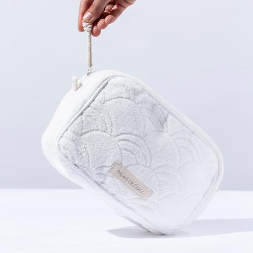 Travel Bag White 1
