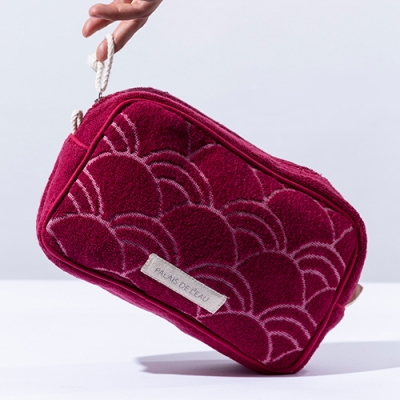 Travel Bag Cerise 2