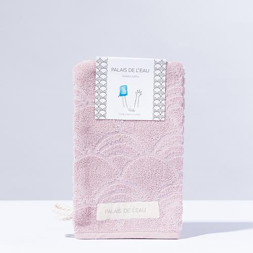 Washcloths Vintage Pink 1