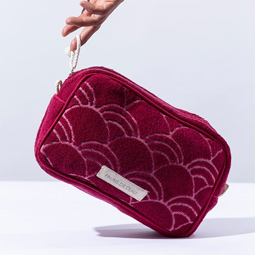 Travel Bag Cerise 1