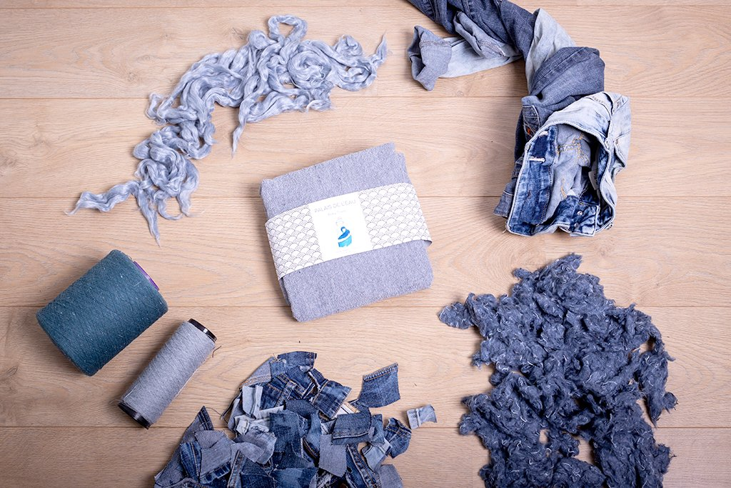 How we recycle denim to make the most sustainable baby collection ever 4