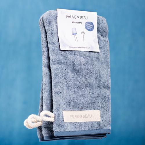 Washcloths Recycled Denim 2
