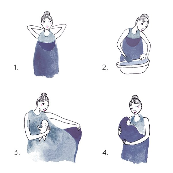 How to use your Baby Towel 4