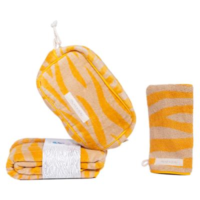 Travel Bag Sunrise Orange 3
