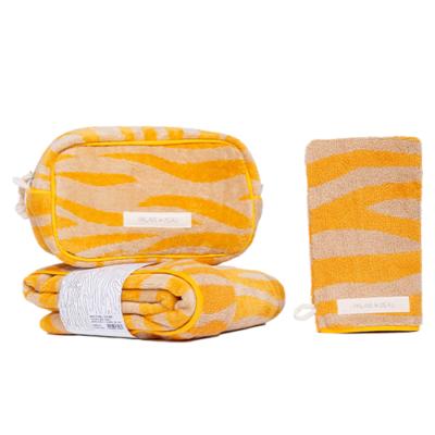 Travel Bag Sunrise Orange 2
