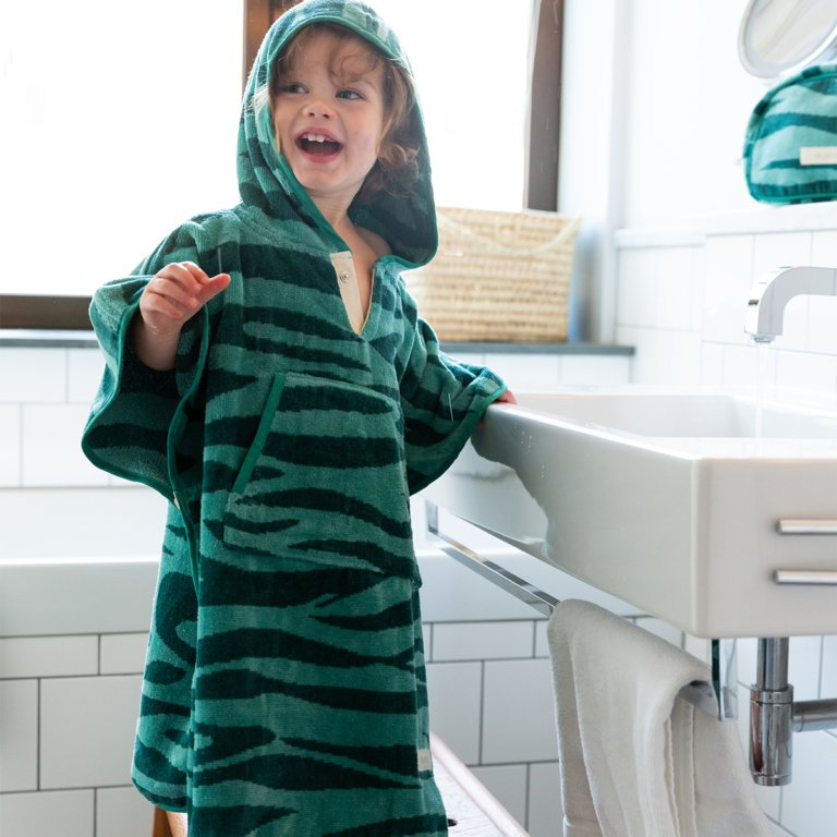 Toddler Cape Minty Green 2