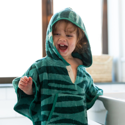 Toddler Cape Minty Green 3
