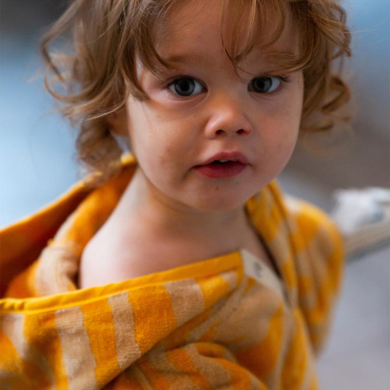 Toddler Cape Sunrise Orange 3