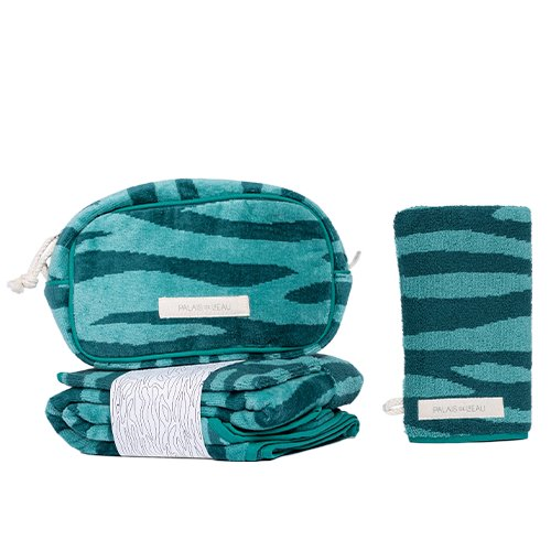 Travel Bag Minty Green 2
