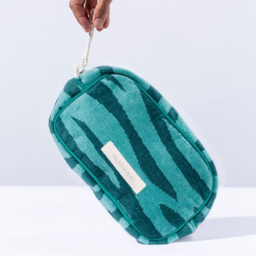 Travel Bag Minty Green 1